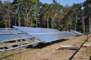 Solar Farm, Completed Project